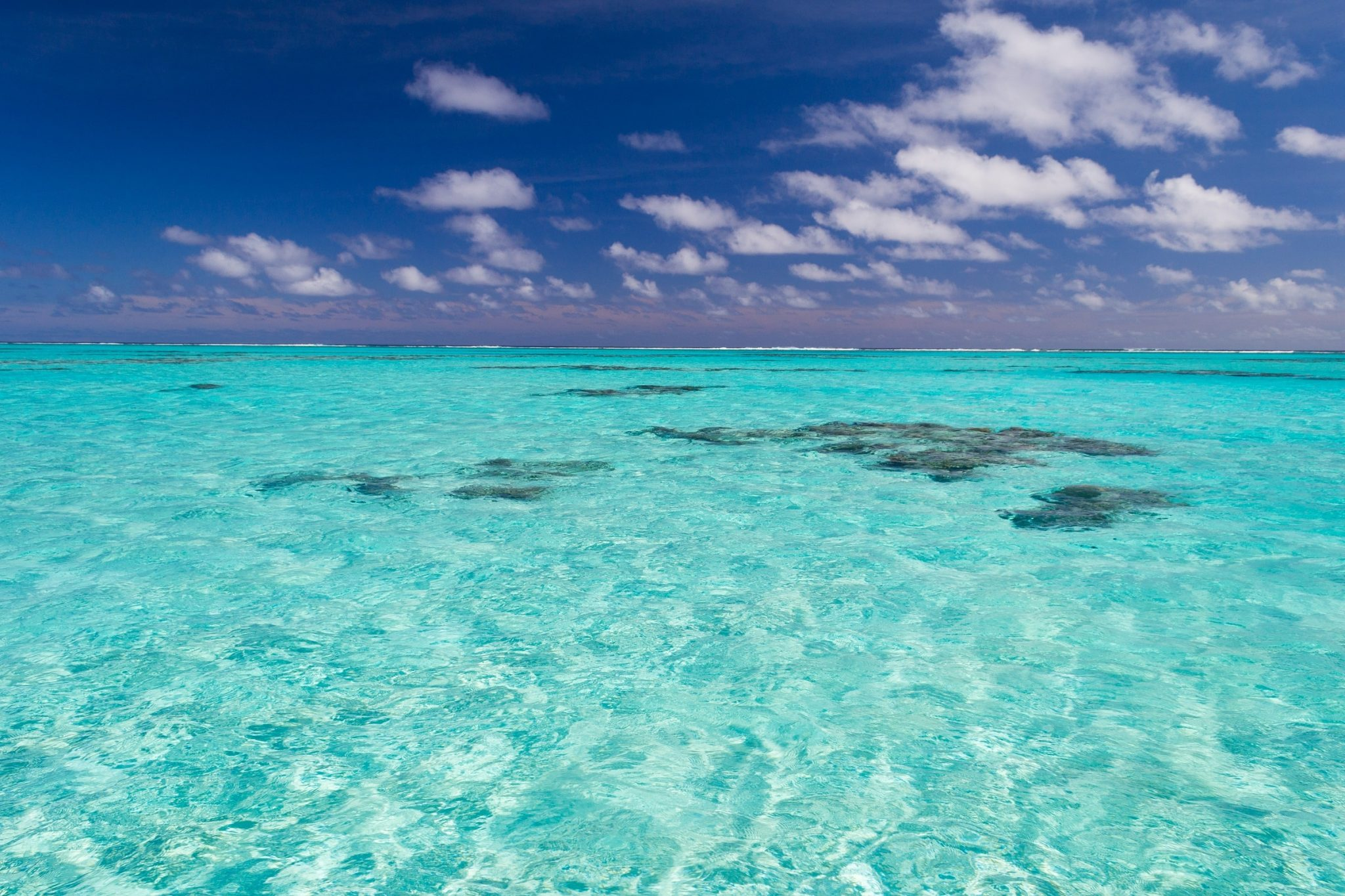 Turquoise Caribbean